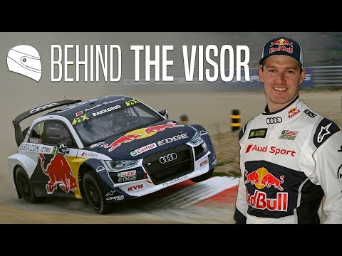 How To Be A World Rallycross Driver - Andreas Bakkerud Interview [Behind The Visor]