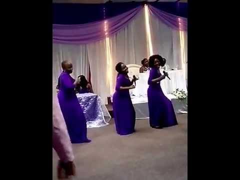 Inyasha Live Wedding Clip
