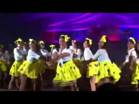 BDO Retro Christmas Party 2012 - YouTube