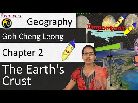 Goh Cheng Leong Chapter 2: The Earth's Crust (Physical and Human Geography)