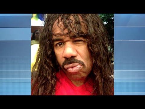 Ask Steve Pittsburgh Steve Harvey Has Polamalu Hair Steve Harvey Youtube