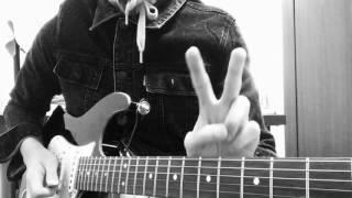 좋으신 하나님 you are good-israel houghton (guitar cover)