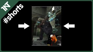 Classic NEMESIS WINDOW JUMP SCARE REACTION in Resident Evil 3 #shorts