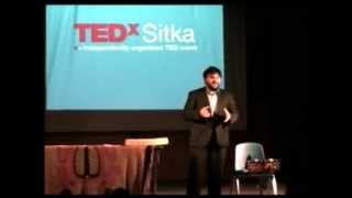 Tlingit Music--Past, Present and Future: Ed Littlefield at TEDxSitka