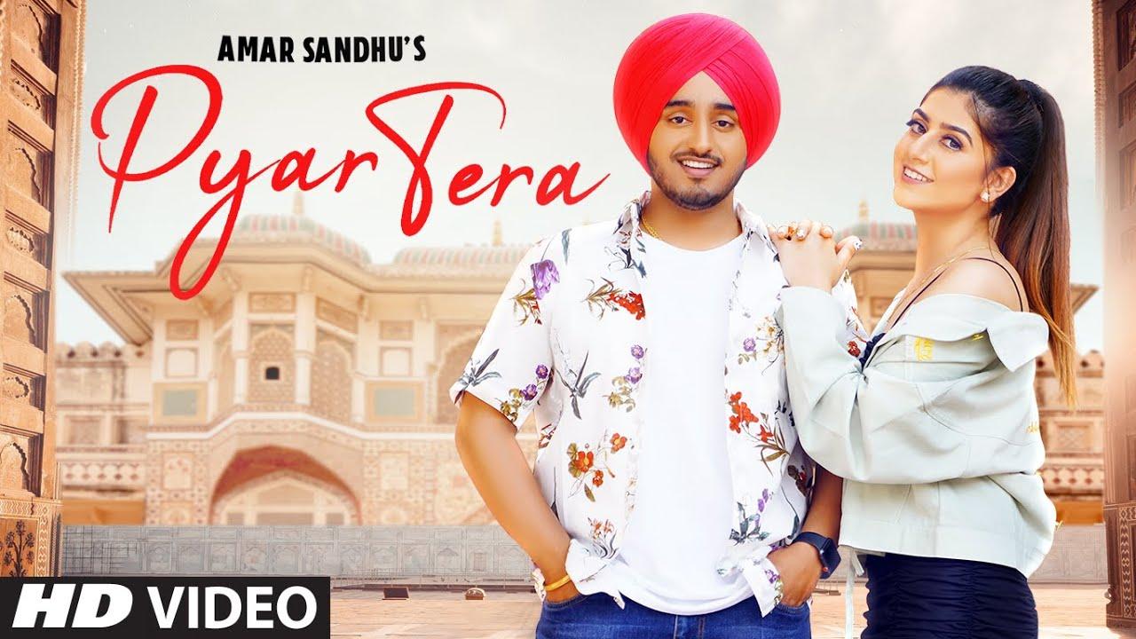 Pyar Tera (Full Video) Amar Sandhu | Starboy | Swati Chauhan | Sardaar Films | Latest Punjabi Song