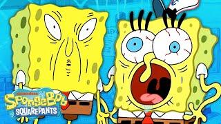 Every WEIRD Face SpongeBob Makes  | SpongeBob