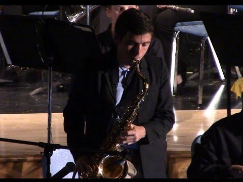 Hilton High School Jazz Ensemble - Squatty Roo - Hilton, New York - May 24, 2017