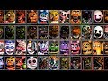 Ultimate Custom Night Five Nights at Freddy's Jumpscare Simulator | FNAF Fan Game