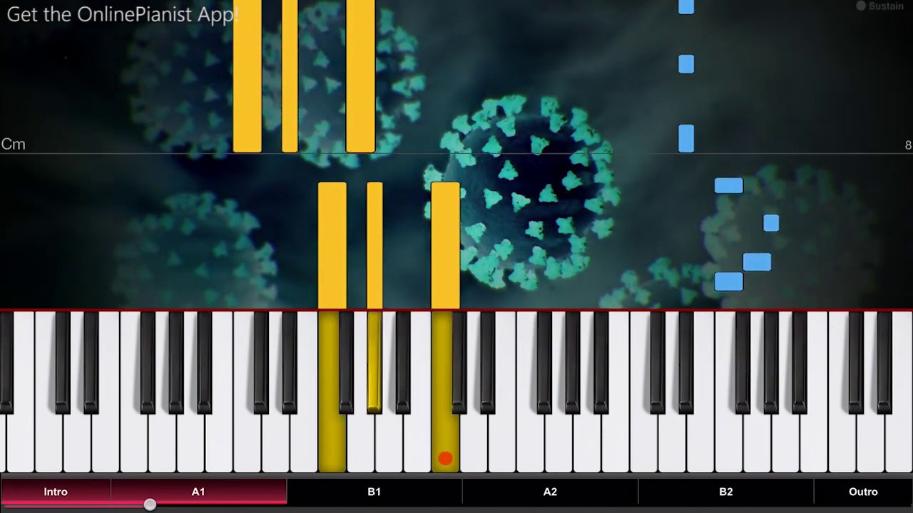 It S Corona Time Piano Tutorial Piano Cover Tiktok Song