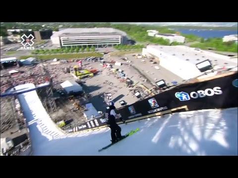 WATCH LIVE: Men's Skate Street Final at X Games Norway 2018