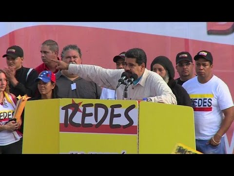 Venezuela's 'enemy' is US government, not Americans: Maduro