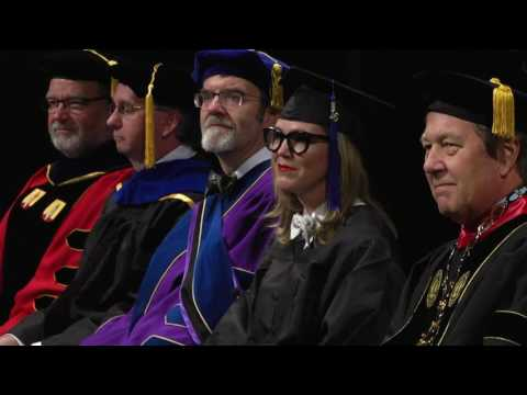 University of Iowa Tippie College of Business Commencement - December 17, 2016 on YouTube