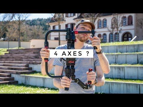 Comment stabiliser vos vidéos sur 4 AXES ? (Came TV Prophet)