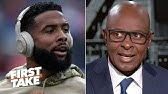 Jerry Rice: Odell Beckham Jr. and Baker Mayfield need to get on the same page   First Take