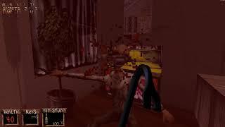 redneck Rampage (RedneckGDX) - 08 Downtown Hickston - All Secrets UHD 4K
