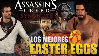 Assassin's Creed Syndicate | Los mejores EASTER EGGS | Los 20 secretos y curiosidades | Español