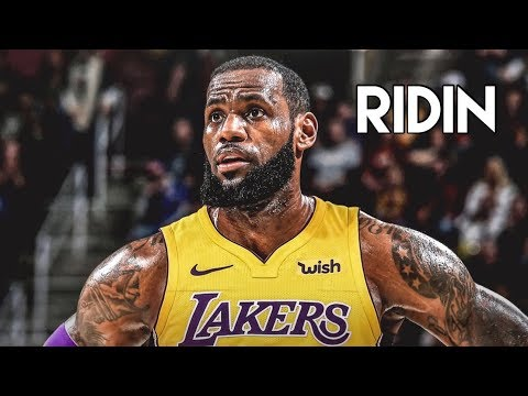 LeBron James Cleveland Cavaliers Career Mix (Lakers Hype) - Ridin (Clean) | Thank You LeBron!