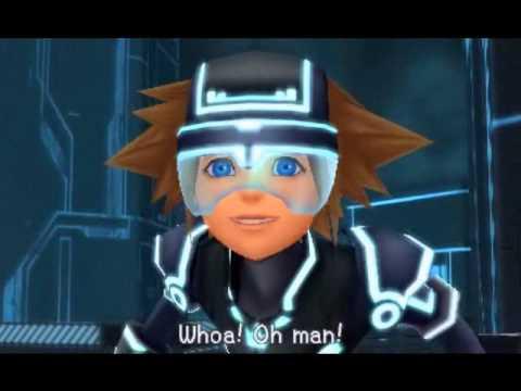 Kingdom Hearts 3D: Dream Drop Distance Part 2 (All English Cutscenes)
