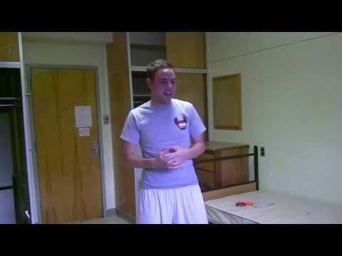 IUP 360º: Isaac: Residence Hall Tour (Season 2 Ep. 9)