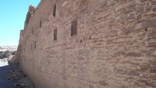 Perfect Stone Work by the Pueblo Indians Chaco Canyon