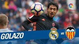 Golazo de Parejo (1-1) Real Madrid vs Valencia CF