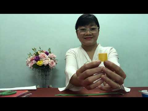 Khối 2 - Môn Thủ Công - Tuần27 - Bài: Gấp đồng Hồ đeo Tay - GV: Nguyễn Thị Kim Chi