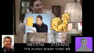 Billy Mays Bloopers X / Punch Out BLRS III / BC BLRS XVI / PKMN BLRS XXXIII - Billy May