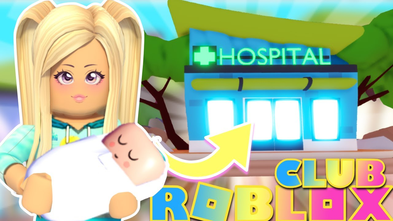 🚑 HOSPITAL BABY SECRETS & More!! 🚑 Club Roblox Baby Update - YouTube