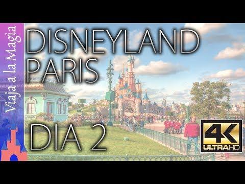 Viaje a Disneyland Paris Dia 2 | Hacemos un regalo