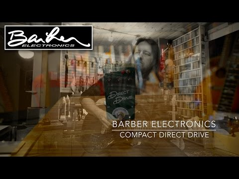Barber Electronics Compact Direct Drive Demo by Bryan Ewald