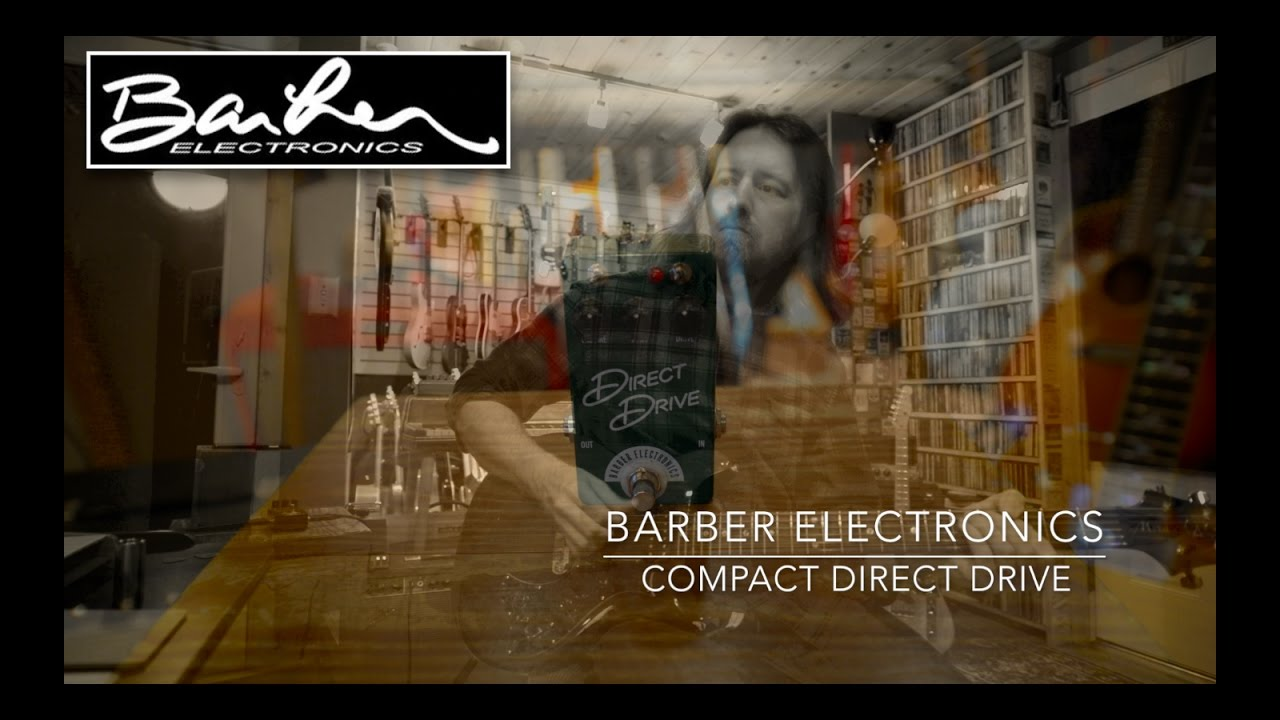 Barber Direct Drive Compact Vs Gain Changer Difference In Tone Between Gain Changer And Compact Direct