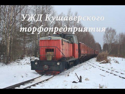 УЖД Кушаверского торфопредприятия