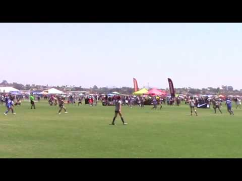 2017 Surf Cup Highlights - Claire Dworsky
