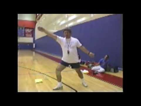 What is a Simple Atack? Lecture by Dr. Ron Miller at USFA Coaches College 1992