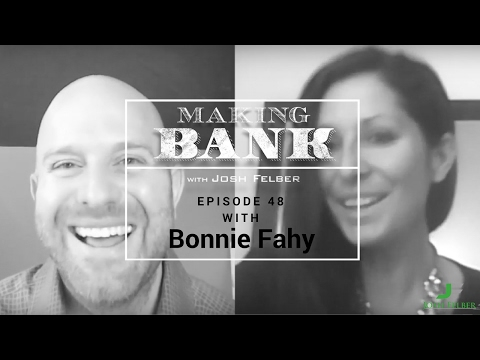 Outsourcing and Hiring with Guest Bonnie Fahy: MakingBank S1E48