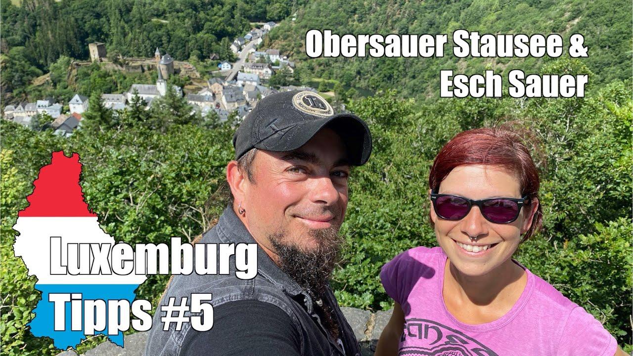 Vom Tal der 7 Schlösser nach Esch Sauer  l Orte in Luxemburg die man unbedingt gesehen haben muss #5