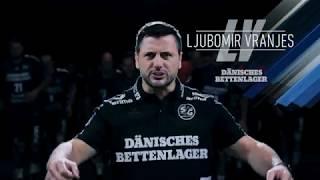 Verabschiedung von Ljubomir Vranjes