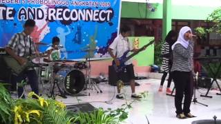 Umbrella (versi rock) - Confused Band