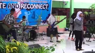 Umbrella (versi rock) - Confused Band