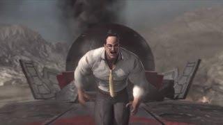 Raiden Vs Armstrong