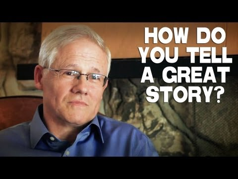 How Do You Tell A Great Story? by John Truby