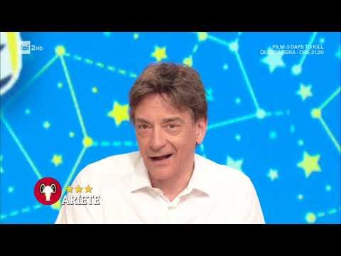 L'oroscopo di Paolo Fox - I fatti vostri 05/03/2020