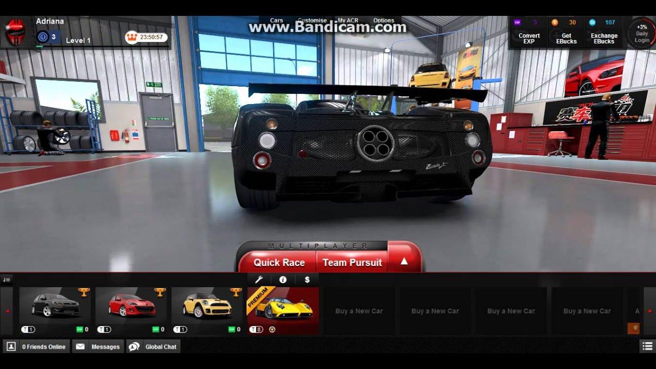 auto club revolution acr beta - youtube