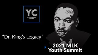 2021 MLK Youth Summit - Panel on Dr. King's Legacy