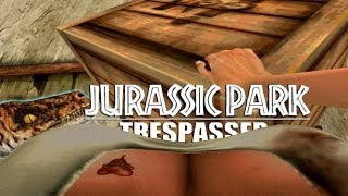 Jurassic Park: Trespasser - Seins et Rage - Gameplay Fun FR HD PC