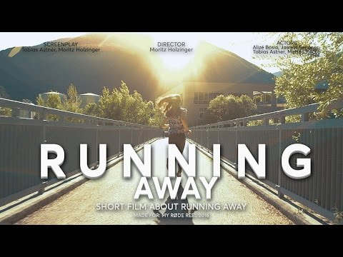 RUNNING AWAY - My RØDE Reel 2016