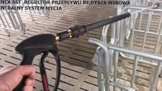Centralny system Mycia i Dezynfekcji- budynki inwentarskie, fermy, www.polhydra.pl