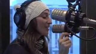 Sara Bareilles Promo Tour Video #2
