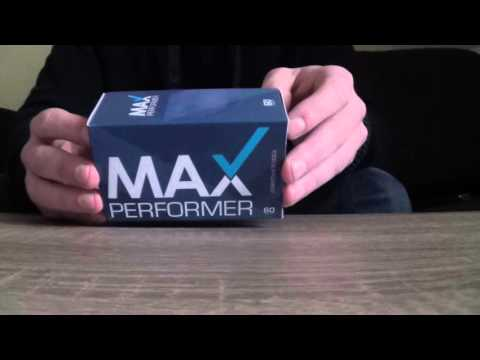 Max Performer Review - Top Erection Booster 2015 / 2016?