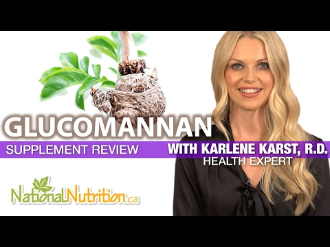 Professional Supplement Review Glucomannan